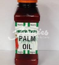 Nigerian Taste Palm Oil