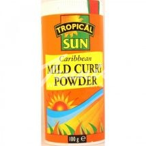 Tropical Sun Mild Curry Powder (Seasoning)