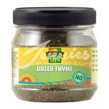 Tropical Sun Thyme Powder (Seasoning)